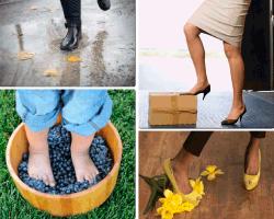 apensar botas de agua
