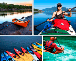 Apensar canoas
