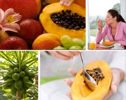 Apensar fruta morada