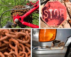 apensar cadena bicicleta