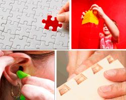 apensar pieza de puzzle
