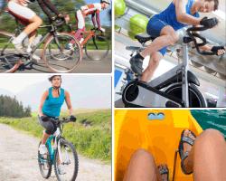 apensar bicicleta