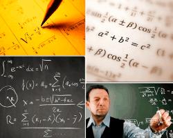 Apensar formulas matemáticas