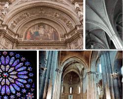 Apensar arco de iglesia