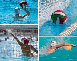 apensar pelota piscina