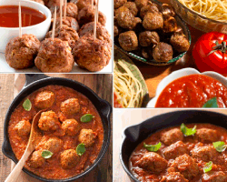 apensar carne en salsa