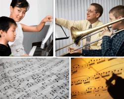 Apensar profesor de musica