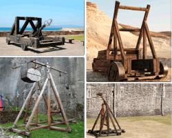 Apensar maquinaria de asedio