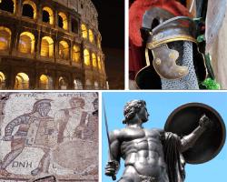 apensar coliseo romano
