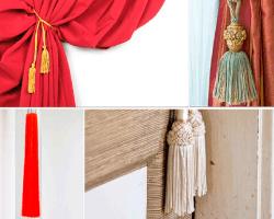 apensar cortina roja