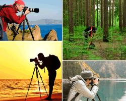 Apensar fotógrafos de paisajes