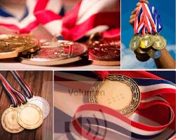 apensar medallas trofeo
