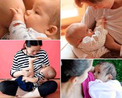 apensar bebe tomando pecho