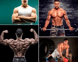 apensar musculos