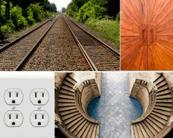 apensar vias del tren