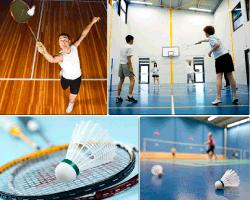 apensar jugando con raquetas