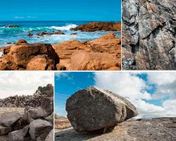 Apensar playa de piedras
