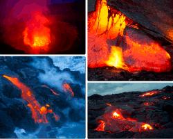 Apensar volcan