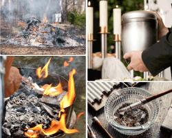 Apensar quema de basura