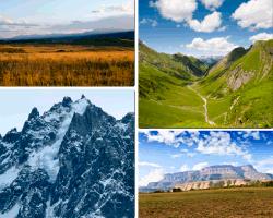 apensar valle montaña