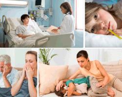 Apensar mujer en hospital