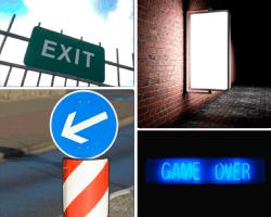 Apensar exit