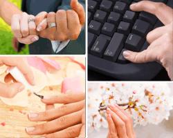 Apensar agarrados de la mano