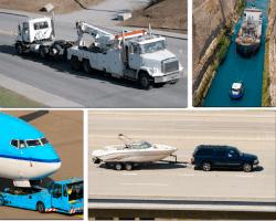 apensar camión de carga