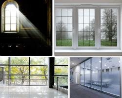apensar luz entrando por una ventana