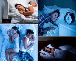 apensar gente durmiendo