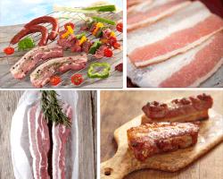 Apensar plato con carne