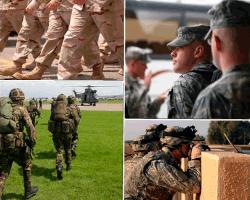 apensar soldados
