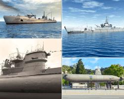 apensar barco militar
