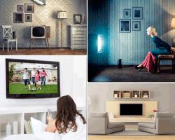 apensar viendo tv