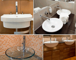 apensar lavabos de cuartos de bano