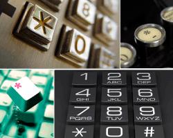 apensar botones telefonos
