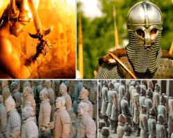 apensar casco de guerrero