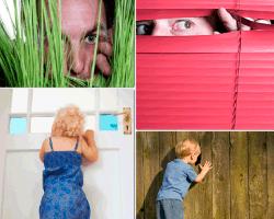 apensar escondidos