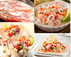 Apensar ensalada de marisco