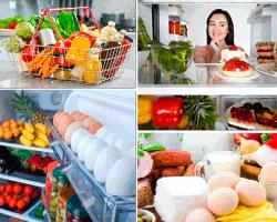Apensar refrigerador lleno
