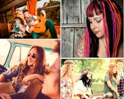 Apensar hippies