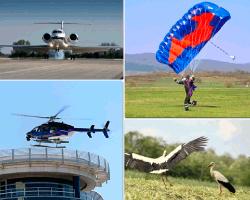 apensar avion helicoptero