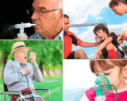 Apensar respirador artificial