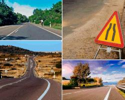 apensar carreteras