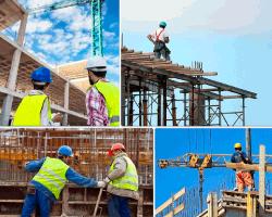 Apensar estructuras construcciones