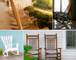 Apensar sillas de madera